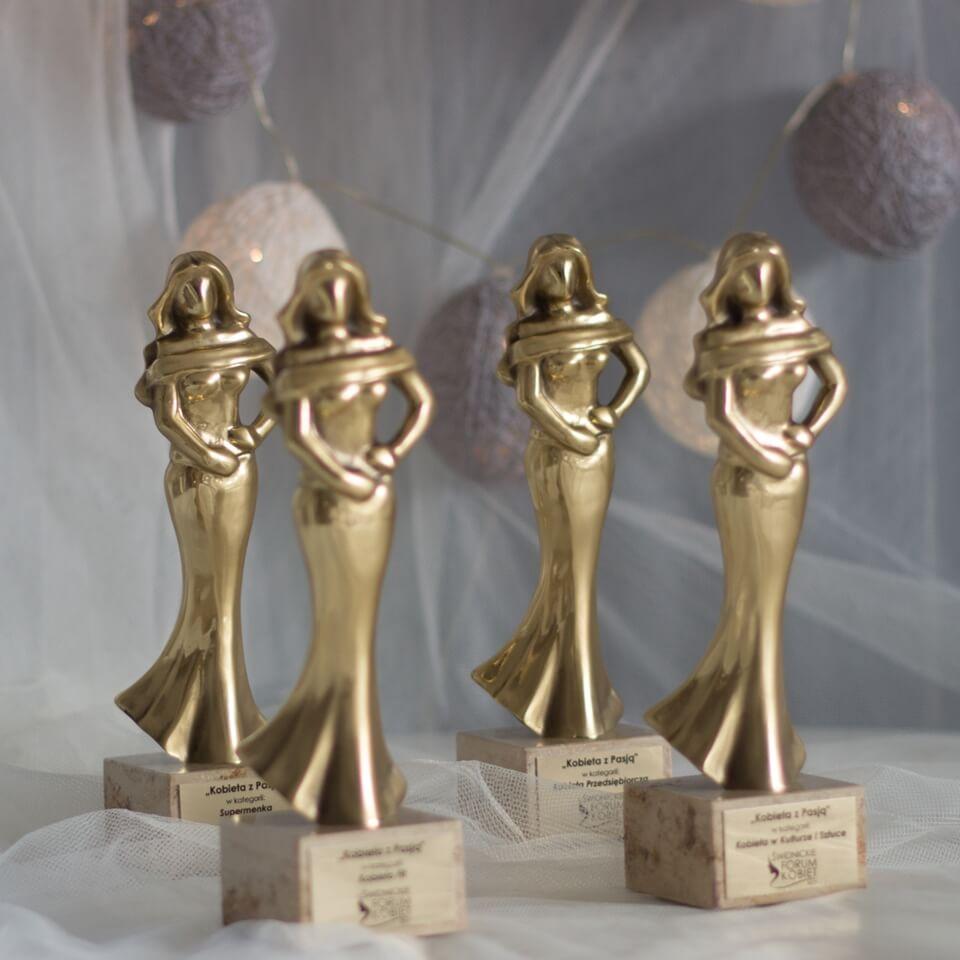Statuetka – oryginalna nagroda