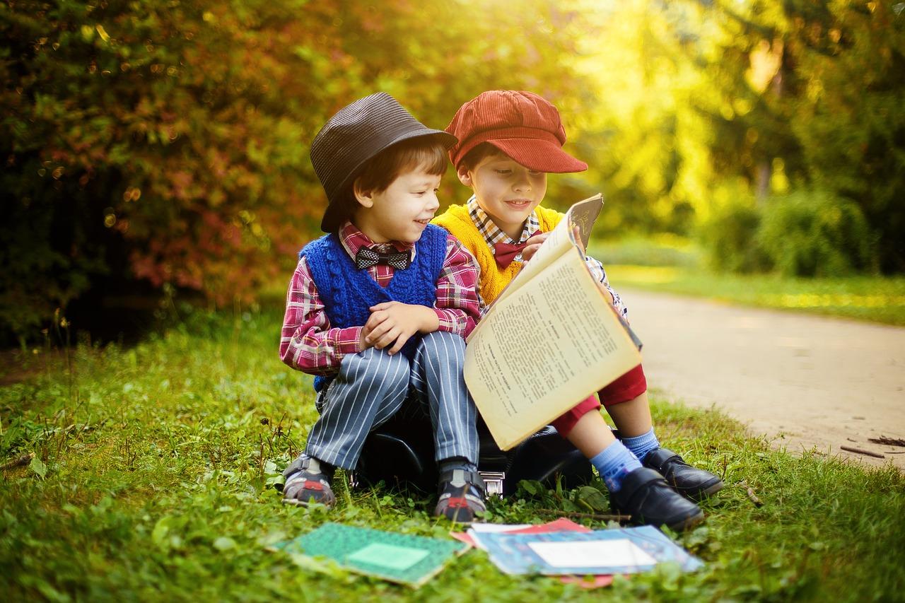 Dobre książki dla najmłodszych