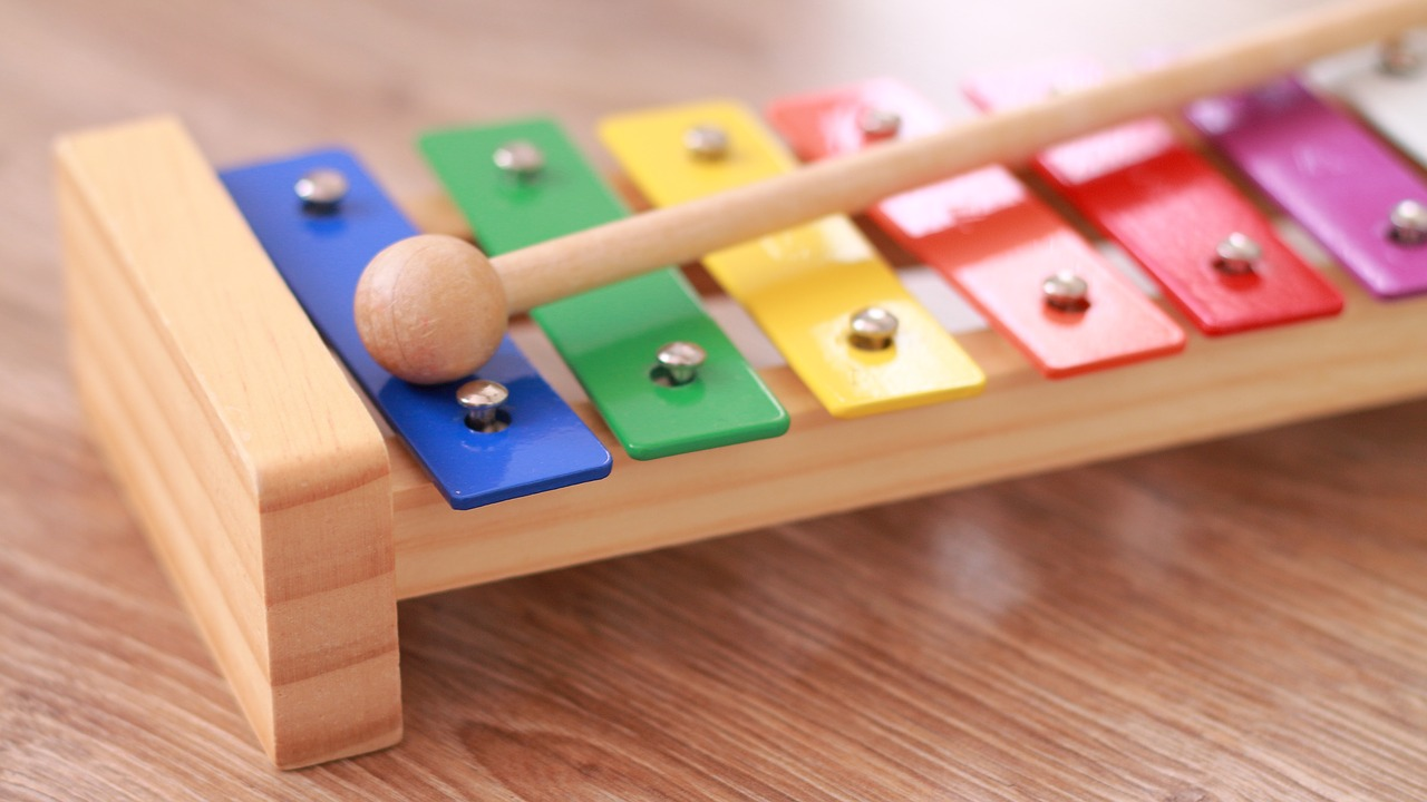 Jakie zabawki kupować dzieciom?