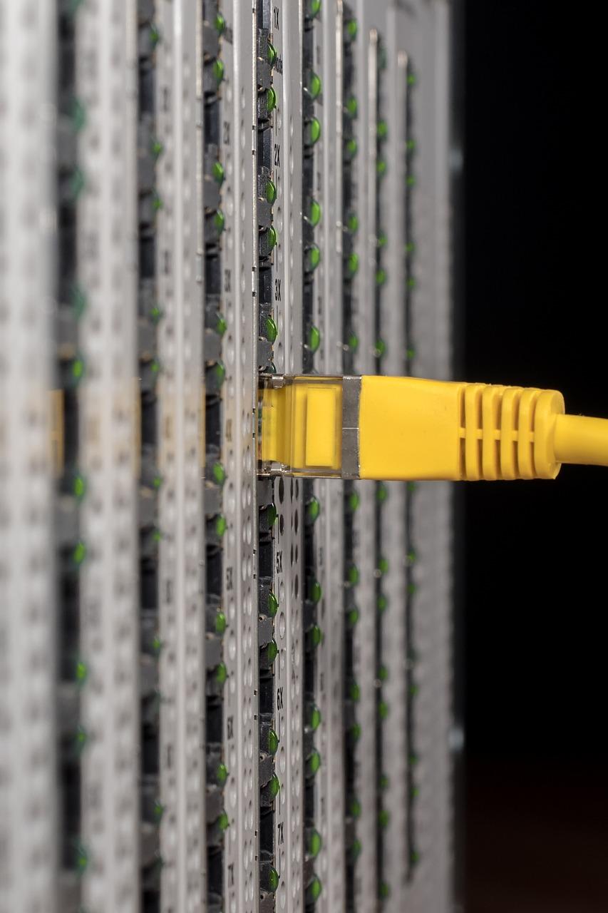 Szafy IT zapewniają bezpieczeństwo