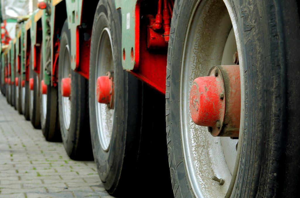 Zakup części do aut ciężarowych