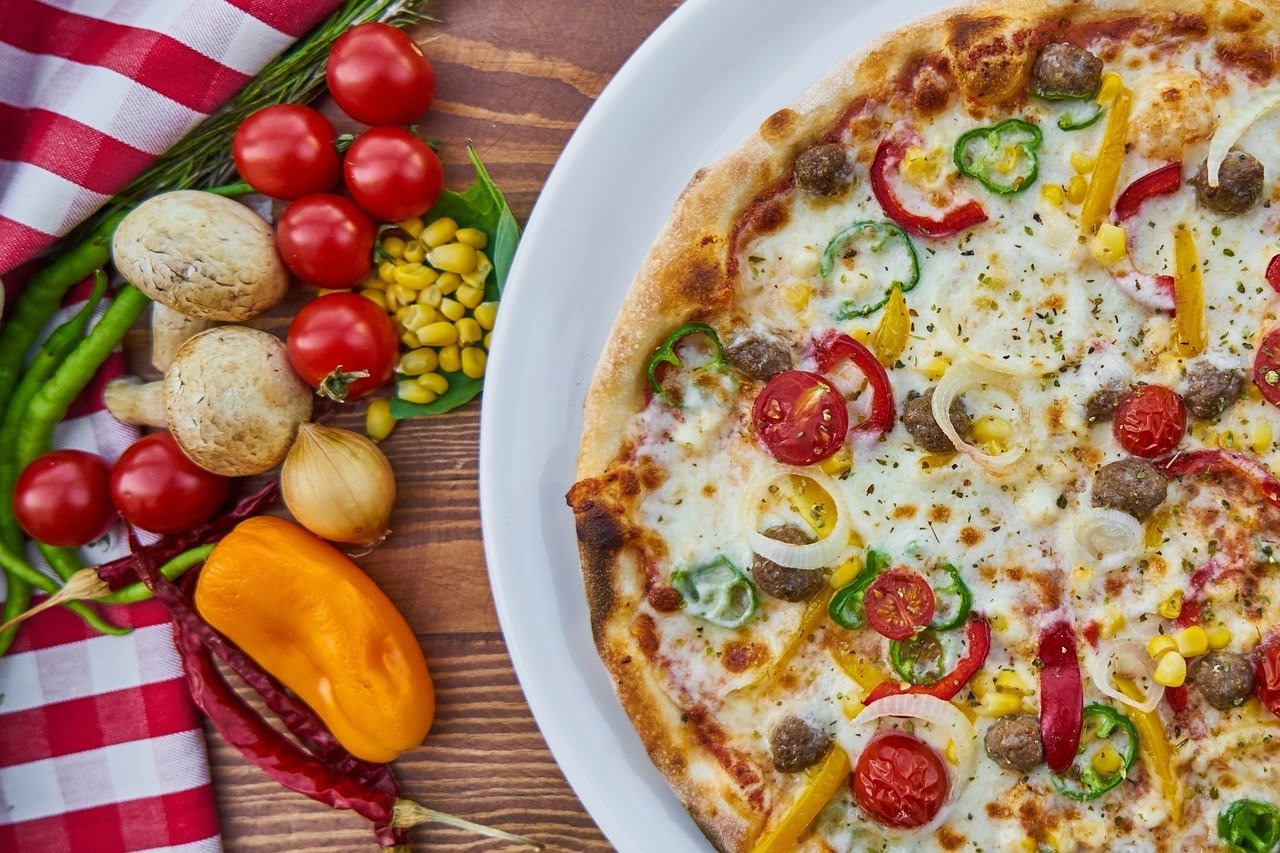 Smaczna pizza w Szczecinie