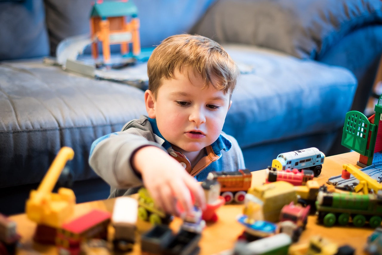 Jakie zabawki dla dziecka wybrać?